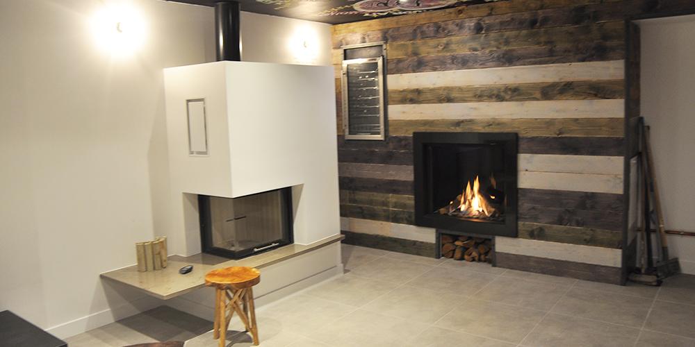 Swow room Poêle à Bois & Co à Argenteuil, 95, 92, 78
