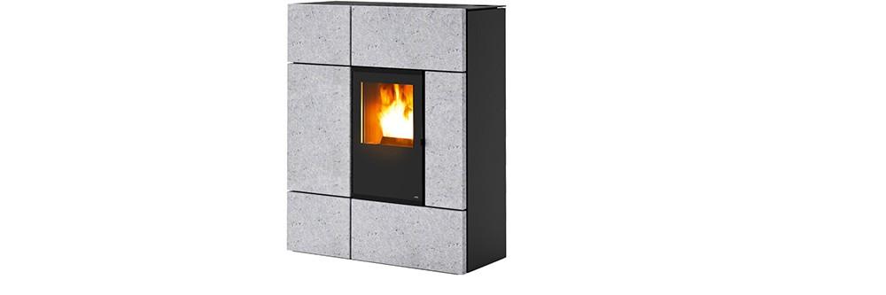 po le granul s de bois convection naturelle stream. Black Bedroom Furniture Sets. Home Design Ideas