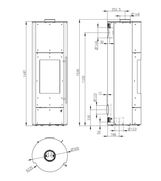 Fiche technique olsberg tenorio powersystem compact