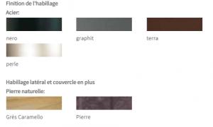 coloris A1 spartherm