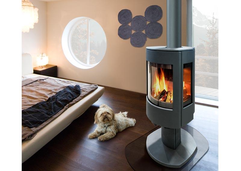 po le b ches de bois sur pied astroline 4p. Black Bedroom Furniture Sets. Home Design Ideas