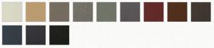coloris trios polyflam