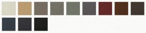 coloris polyflam mini parisi