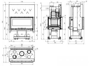 fonctionnement lanordica focolare 100 bifacciale hybrid
