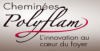 polyflam logo cheminee