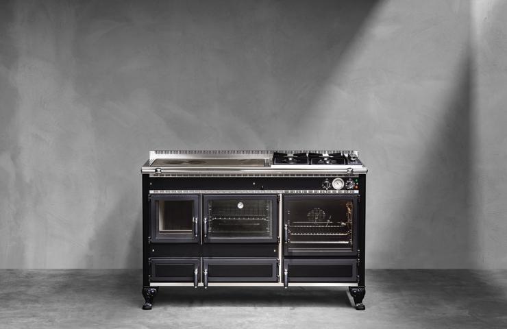 Cuisinière Rustica-140lge